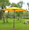 WU-005B Small Valle Solar Auot.outdoor garden umbrella