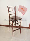 Wooden chiavari chairs wood bar chairs