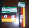 Sport Sweatband With Flag Color