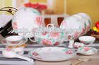 2012 Fashionable jingdezhen 36 pcs New Porcelain Dinnerware Product