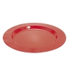 H1-0025A Party Round Metal Serving Plate