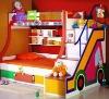 Hot sale MDF kids bunk bed