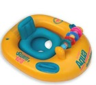 Cheap Inflatable Swim Ring With Baby Seat