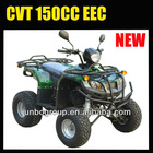 Quads 150CC CVT with EEC certificate
