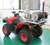 fire fighting ATV FATV250 with water mist extinguisher