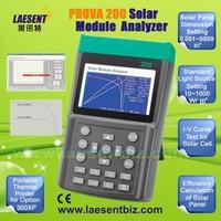 PROVA-200 Solar Module Analyzer/Solar Power Meter