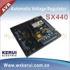 Sell Generator Parts AVR SX440 automatic voltage regulator for AC brushless generator