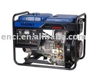 4.7HP 4-stroke air-cooled Diesel generator 5-10kw