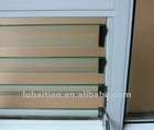 Clear glass shutters factory