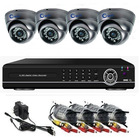 DVR Kit cctv system Support Mobile Monitor