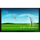 24'' High Defination Professional CCTV LCD Monitor