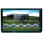 XS-7001: 7 inch 2-Din car dvd player