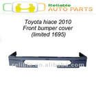 toyota hiace 2010 reconfigure front bumper cover (limited 1695)