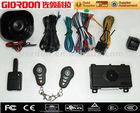 POWER-SAVING CAR ALARM SYSTEM VP 350 PLUS