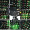 DJ Party Stage Mini Laser Lighting(Flower Pattern Type)
