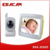 7 inch Digital wireless baby monitor Intercom baby monitor with Night Vision