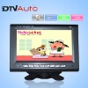 7 inch ISDB digital TV for Japan with SD/USB