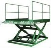 SJG Fixed hydraulic lifting platforms