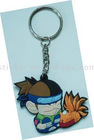 RUBBER KEY CHAIN 002