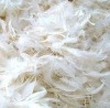 Washed White Goose Feather