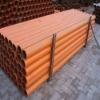 Concrete pump pipe