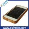 environmental bamboo cover case for iphone5