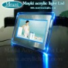 Crystal LED Acrylic Photo Frames