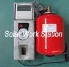 Solar work station