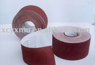 emery cloth roll for belts