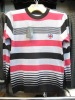 men's stripe sweater wholesale for autumn/winter made in china