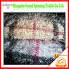 Fireworks Flocking Fabric For 100 Polyester