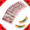 Cheap! 10 Pairs Synthetic Fiber Wholesale Eyelashes False