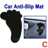 RUIYI PU Non Slip Mat,Anti-slip Mat,Feet Shaped Car Mat OEM Manufacturer
