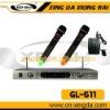 GL-611 UHF Wireless lapel Microphone