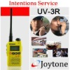 Wholesale vhf & uhf handy radio 2 way baofeng UV-3R