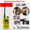 Wholesale vhf & uhf handy radio 2 way baofeng UV-3R