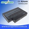 Laptop Battery for HP Compaq Ze4100 Ze4200 Series(8-Cell 14.8v 4400mAh)Black
