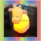 Vinyl Light Up Toy , Flashing Led toy for Baby Bath