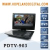 9 Inch digital ATSC TV