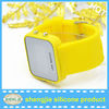 Led Mirror Surface Sports Watches/LED silicone watch digital