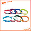 Promotional Custom personalized silicone rubber bracelets for kids