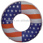 36 inch PVC inflatable adult swimming ring