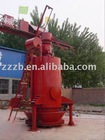 Coal gasifier for drying( hot sale in Thailand)