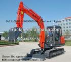 6T Crawler Excavator with 0.3M3 Bucket Capacity