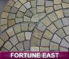 Natural Slate Floor Mesh Tiles