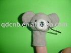 Mouse Finger Puppet Plush Mice Finger Puppet Mini Plush Rat Finger Puppet