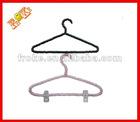 New design,Hot sale! flocked coat hangers,antique wood coat hangers,coat hanger pole,new design hanger,coat hanger,new hanger
