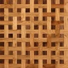 oak parquet floor UV coated Kilt style