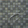 glass mix stone mosaic tile