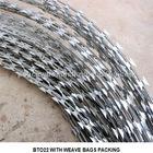 Galvanized Razor Tape Wire